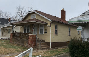 Selling a rental property like this ugly, daffodil yellow house can be tough.