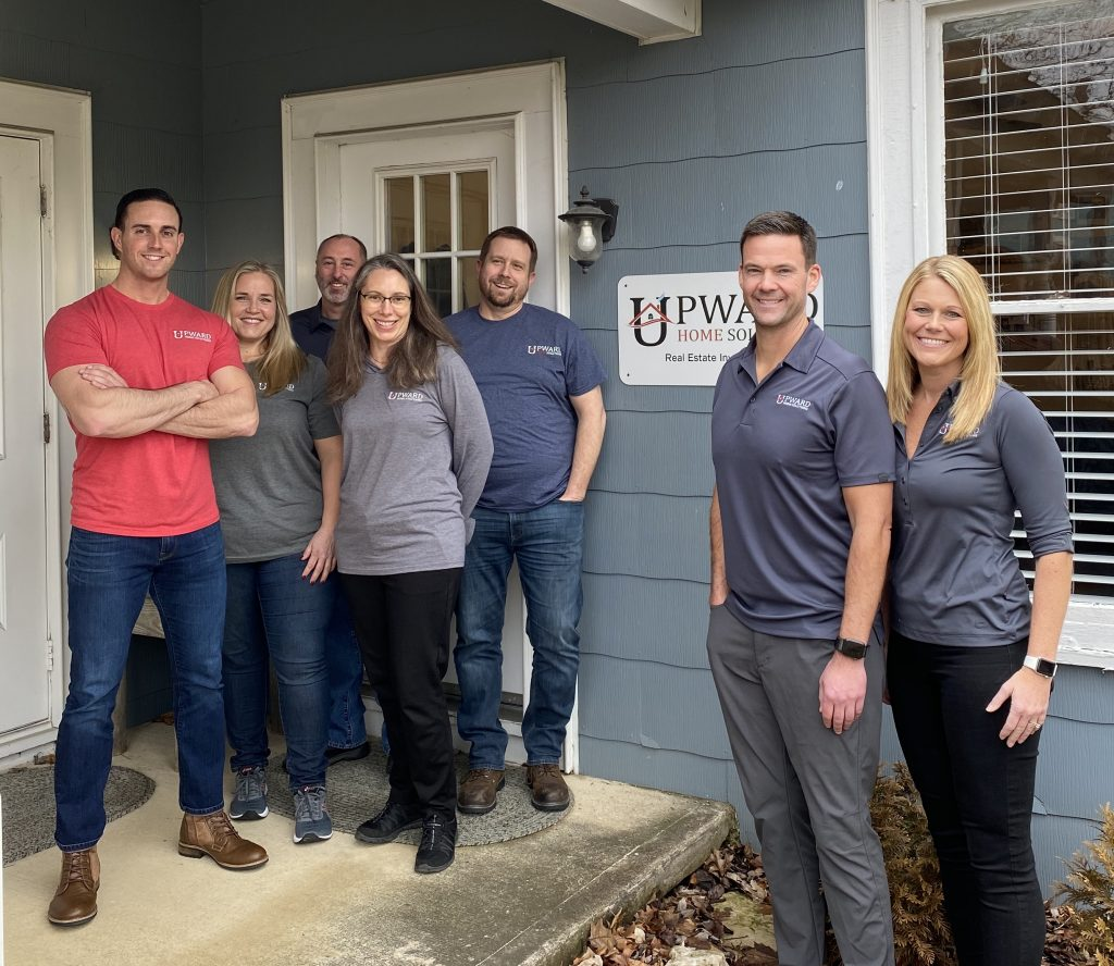 Who buys houses in Columbus and Central Ohio? The Upward Home Solutions team does!