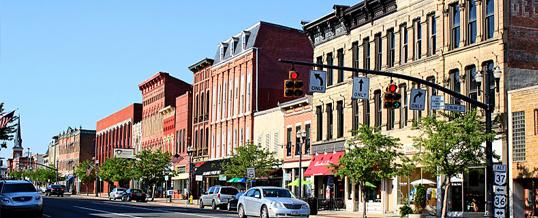Downtown Delaware Ohio CAPABI097