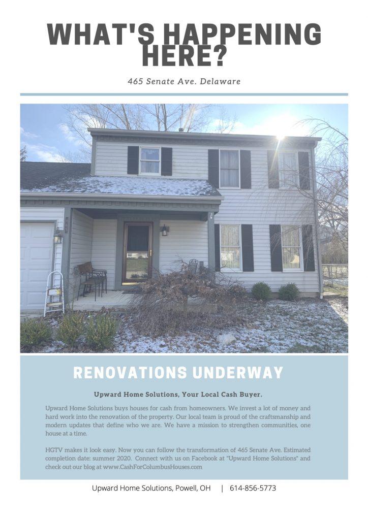Delaware renovation