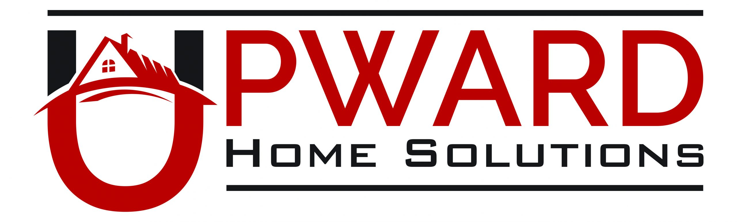 Upward Home Solutions logo.